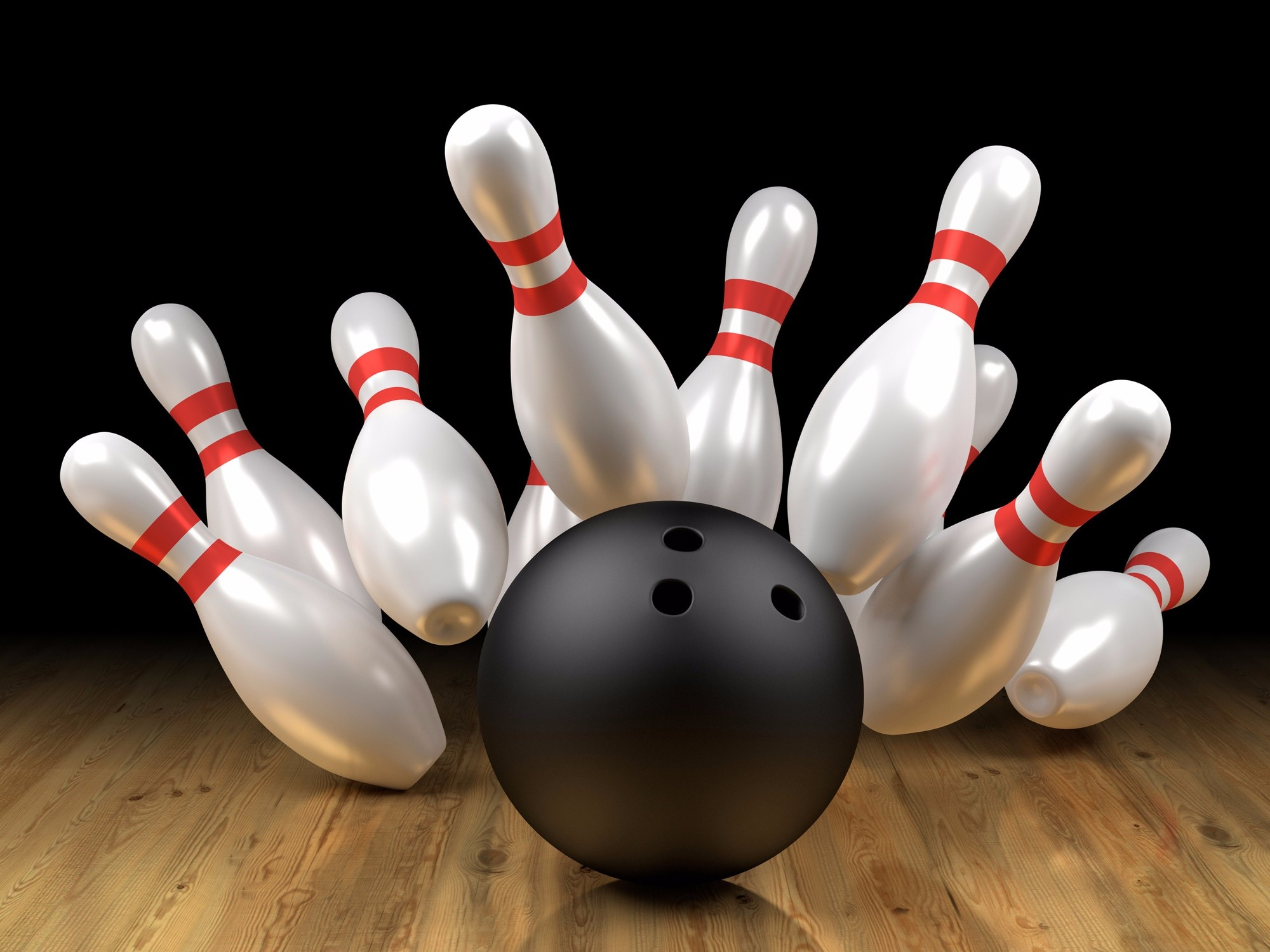 League bowling for a variety of skill levels is available 7 days a week bot